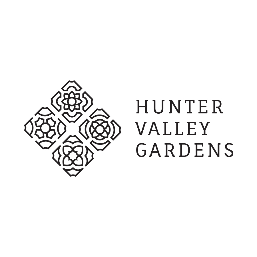 Hunter Valley Gardens Logo