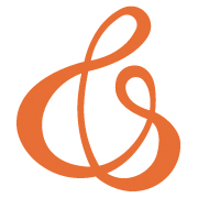Embrace Ampersand logo design by logo designer