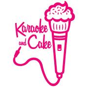 Karaoke and Cake logo design by logo designer