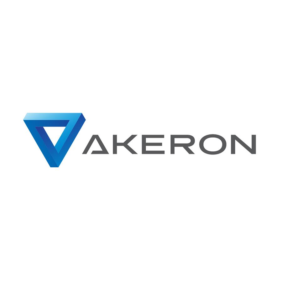 MukaPeter_Logo_AkeronConsulting logo design by logo designer Muka Péter Dániel