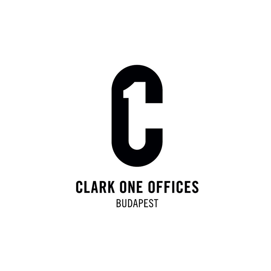 MukaPeter_Logo_Clark1Offices logo design by logo designer Muka Péter Dániel