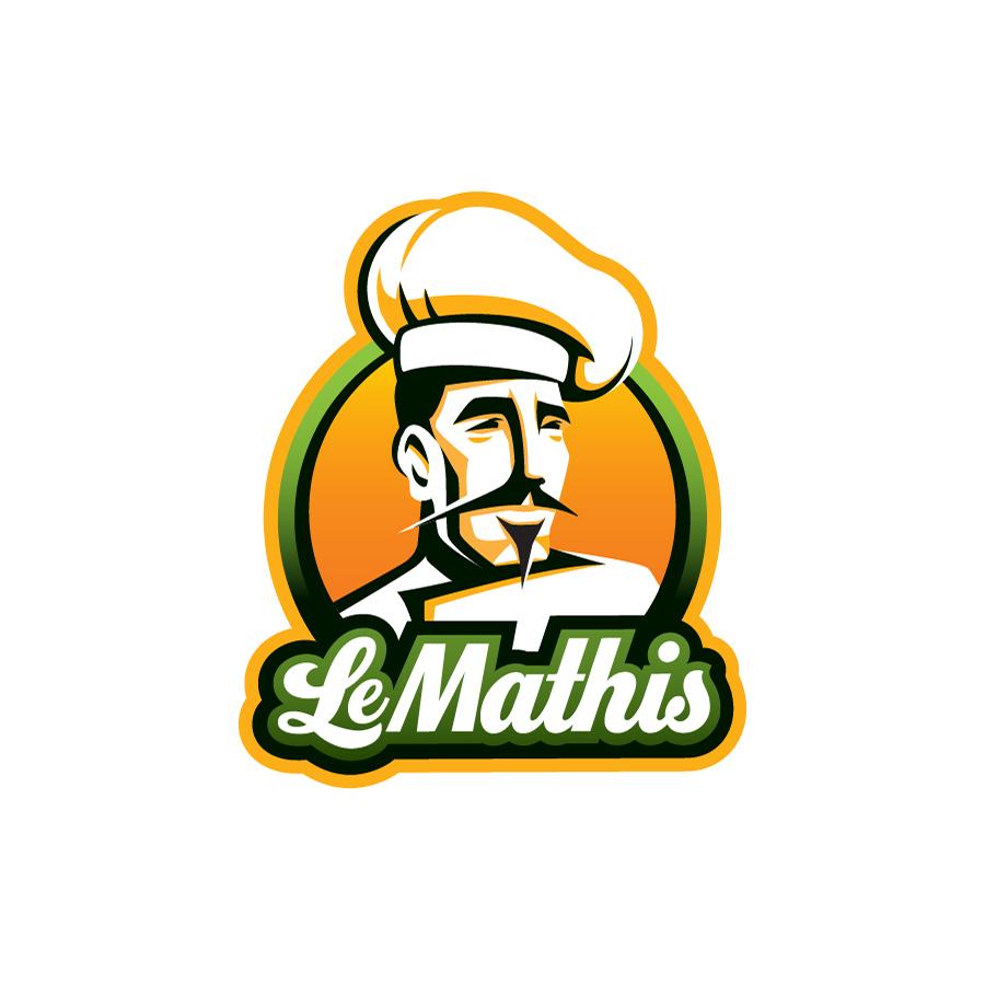 MukaPeter_Logo_LeMatis_Patisserie logo design by logo designer Muka Péter Dániel