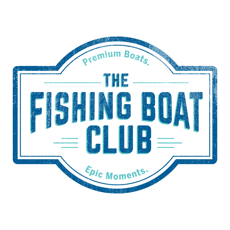 The Fishing Boat Club Badge