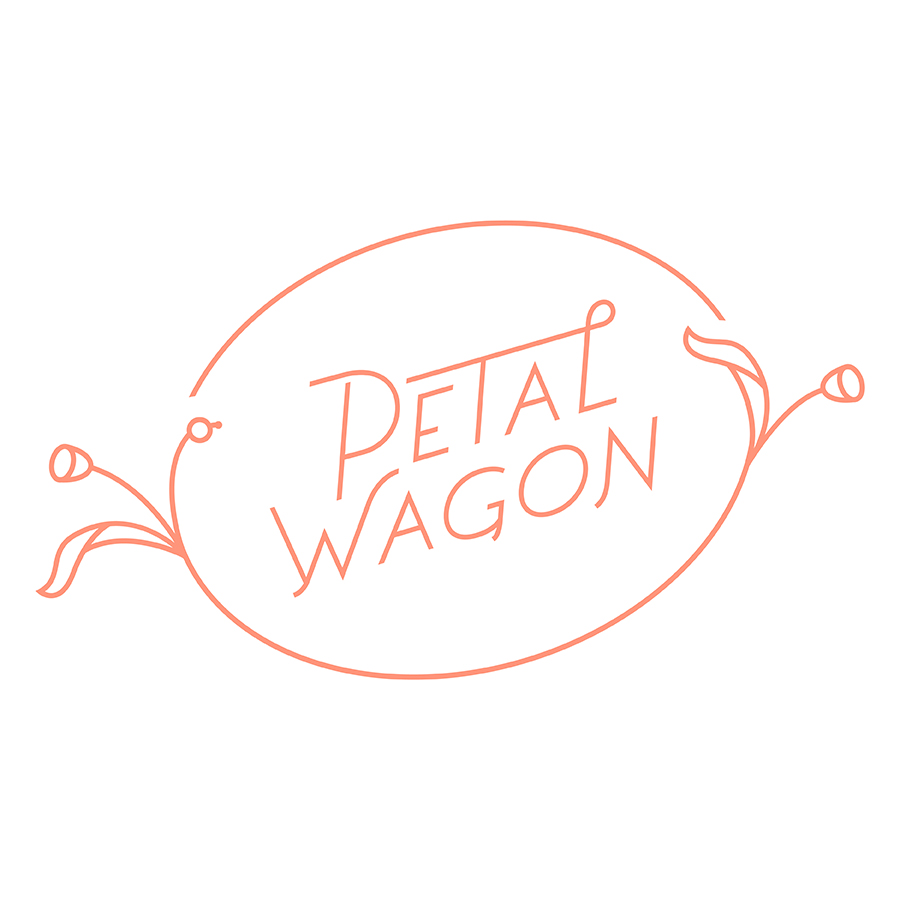 Petal Wagon Container