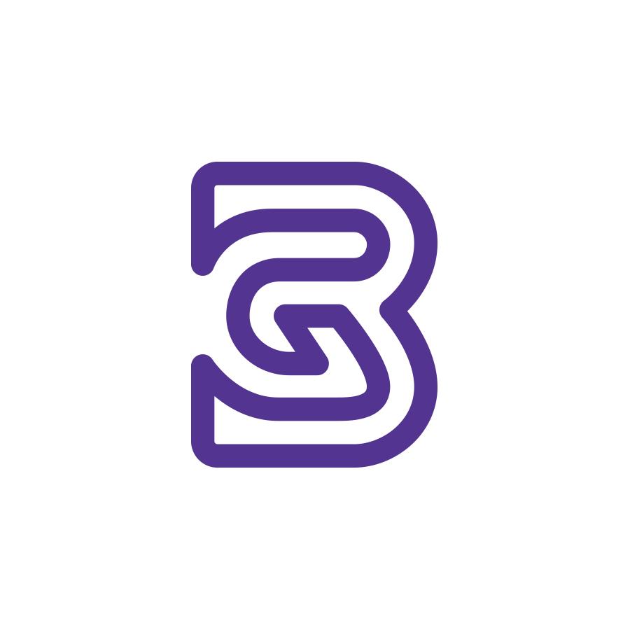 GB logo design by logo designer VASVARI DESIGN for your inspiration and for the worlds largest logo competition