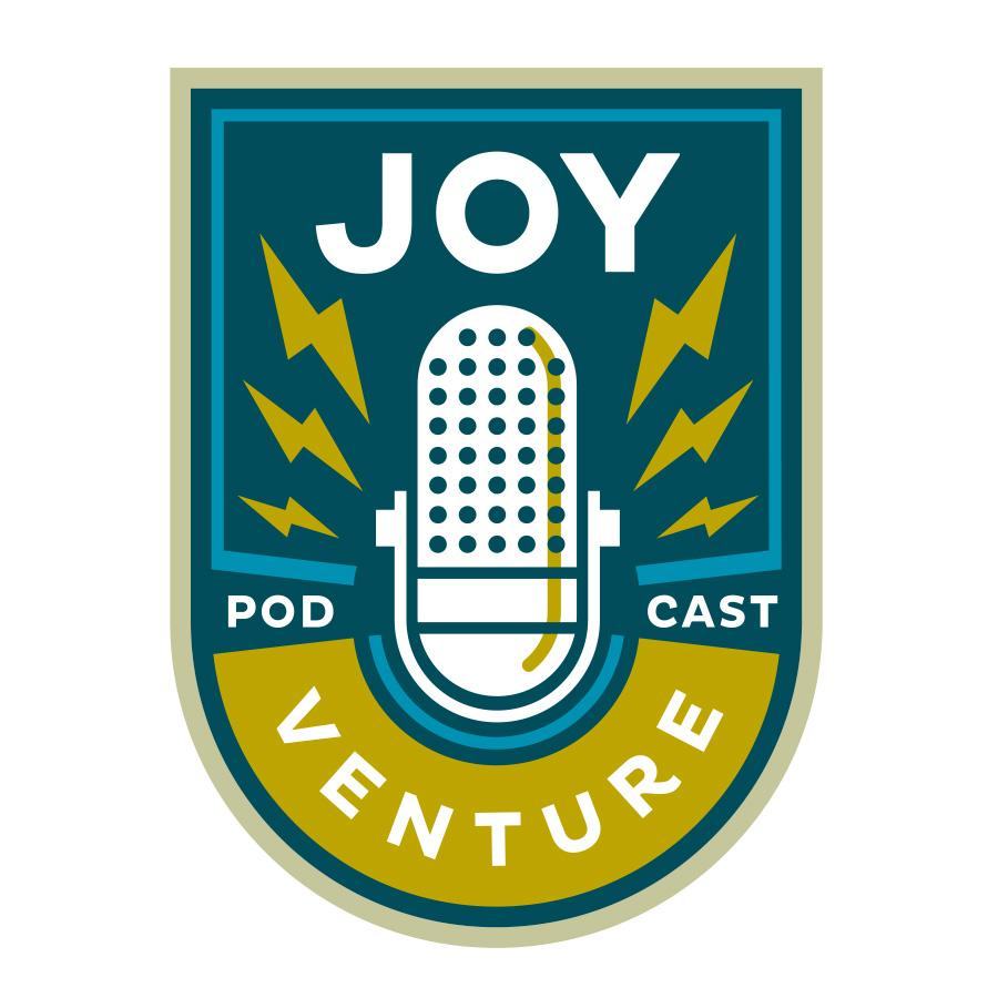 Joy Venture Podcast Logo