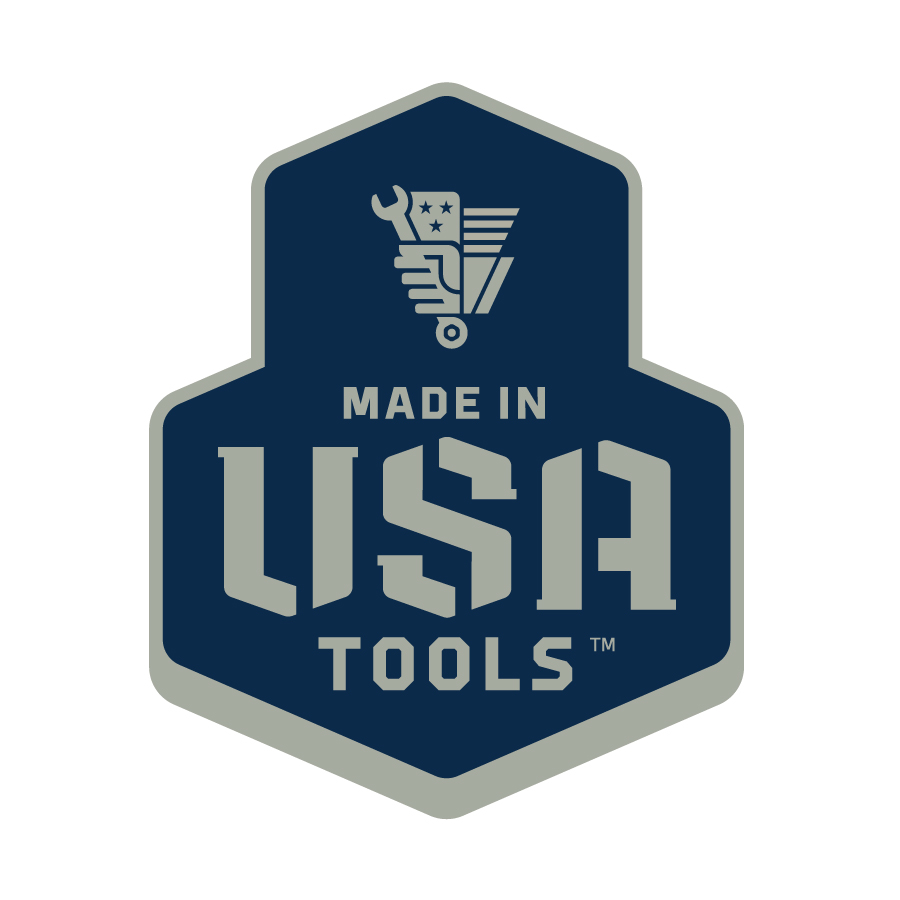 Made in USA Tools Badge