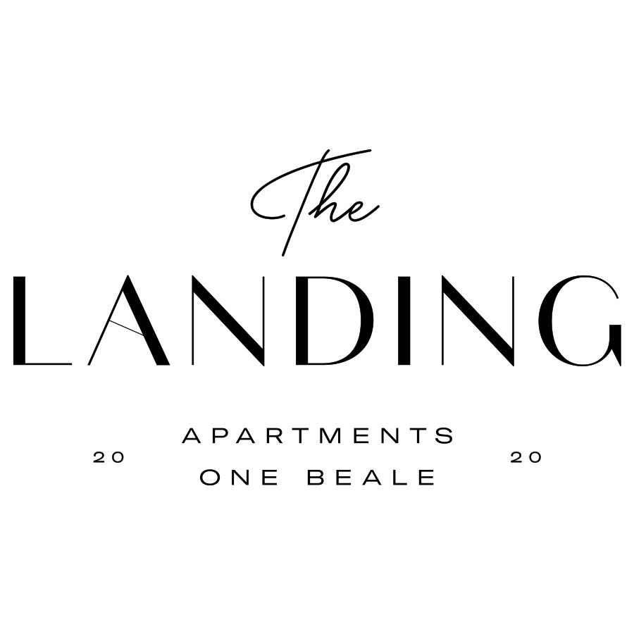 The Landing Logomark