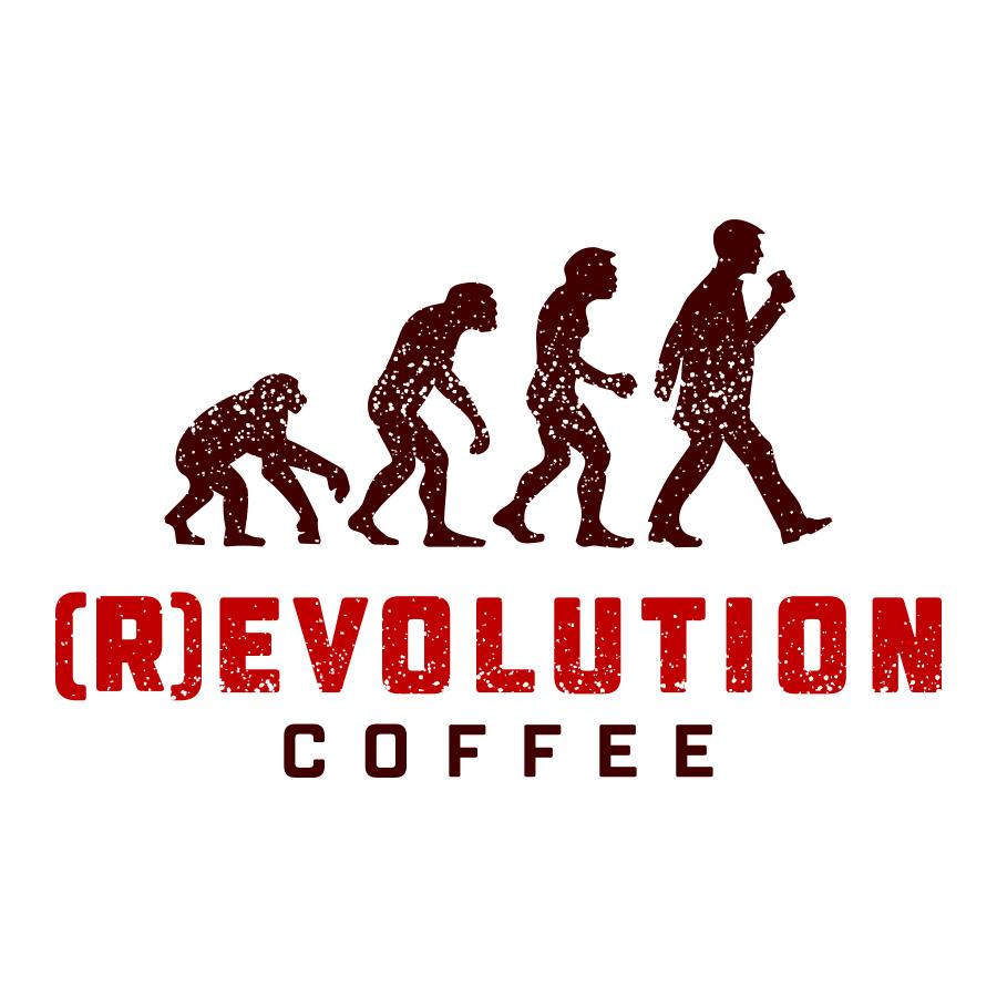 (R)evolution logo design by logo designer Yury Akulin | Logodiver