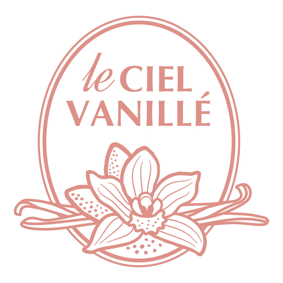 Le Ciel Vanillé  logo design by logo designer Yury Akulin | Logodiver