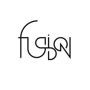 Fusion logo design by logo designer Emilio Correa for your inspiration and for the worlds largest logo competition