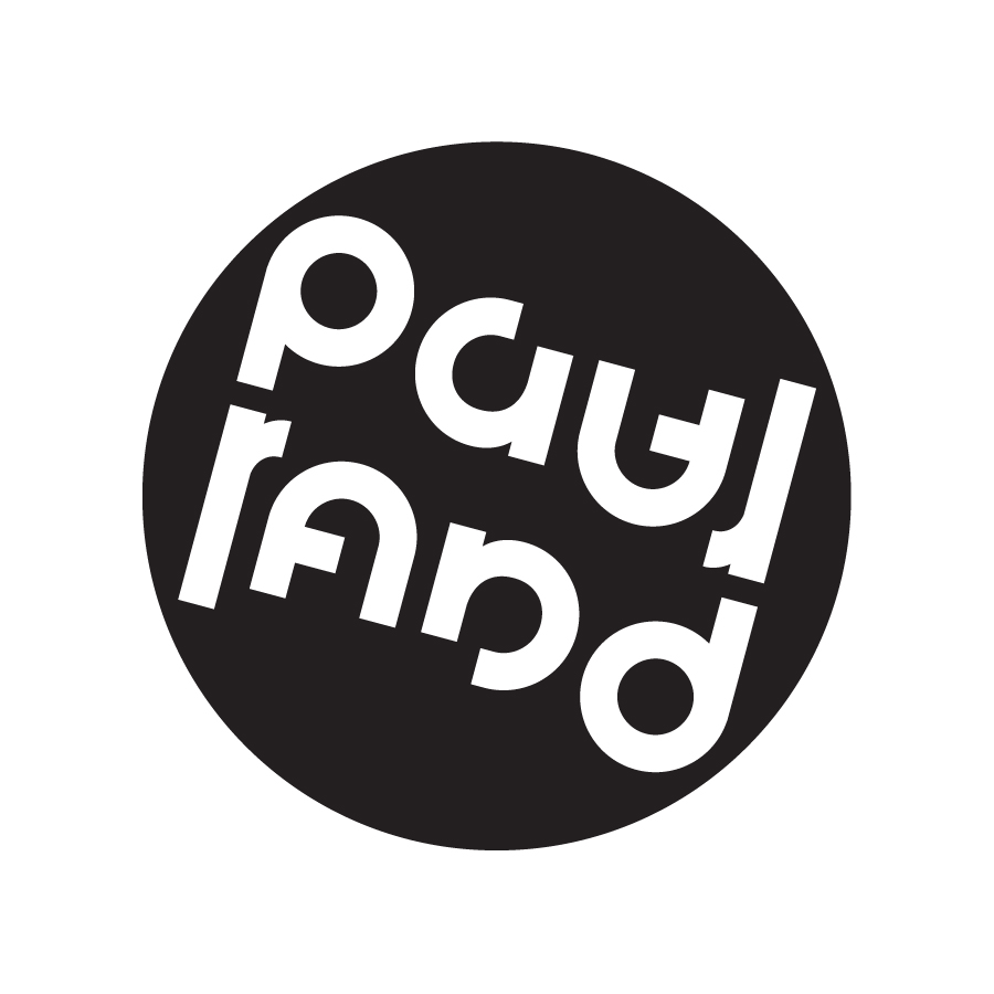 Paul Rand / Ambigram Logo