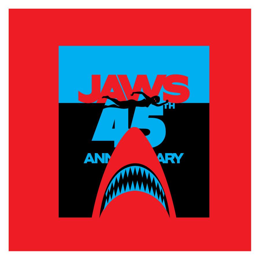Jaws 45th Anniversary