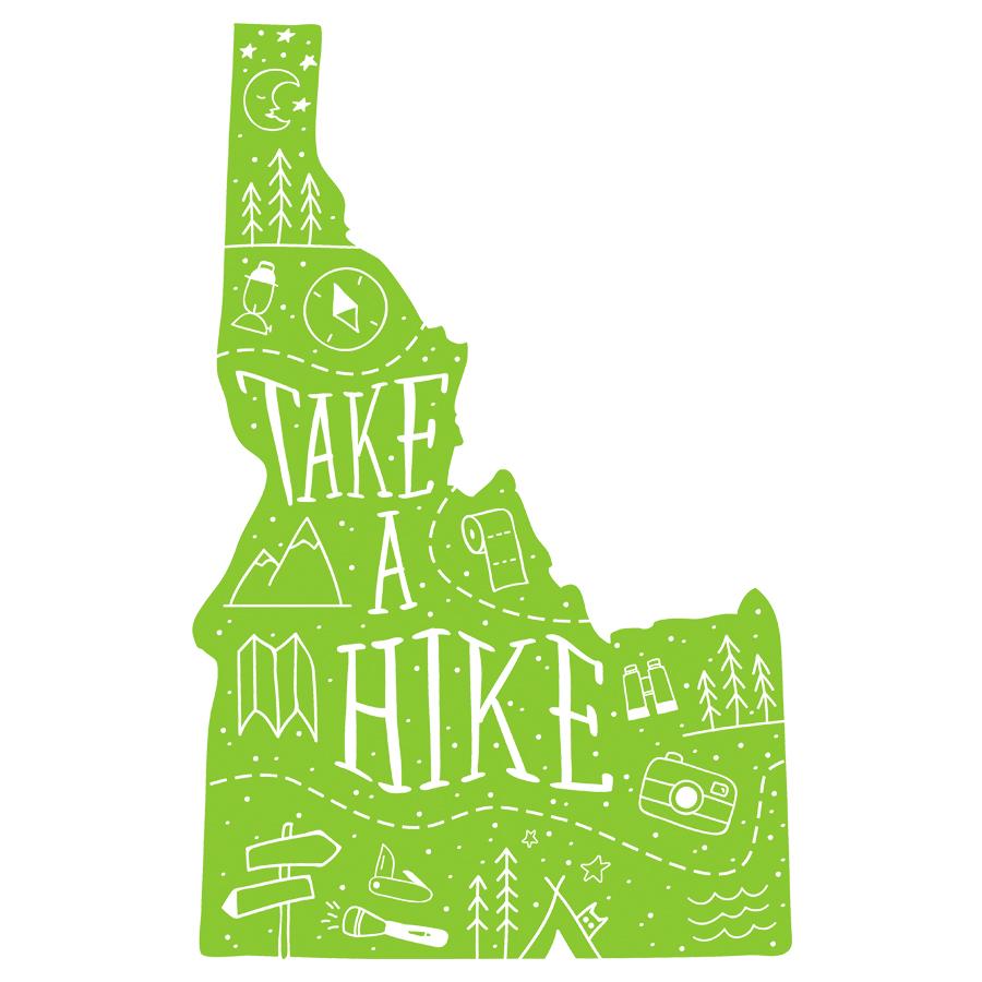 Take A Hike Idaho