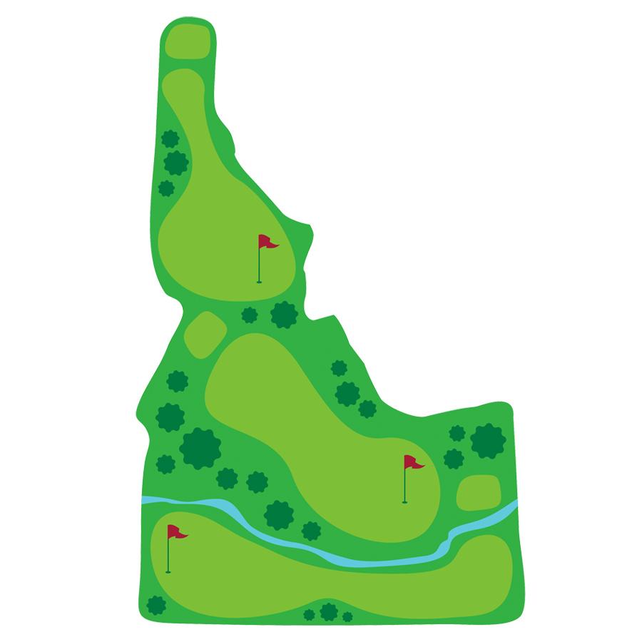 Golf Idaho