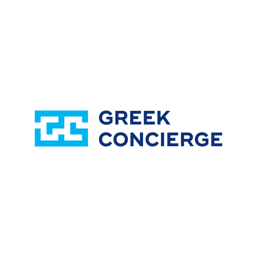 GC Greek Concierge logo design by logo designer RedEffect for your inspiration and for the worlds largest logo competition