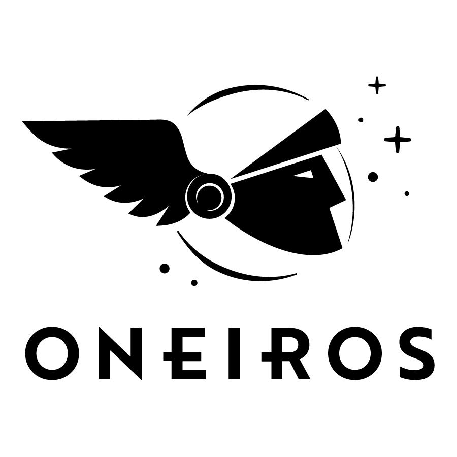 TK_Oneiros logo black logo design by logo designer Kongshavn Design