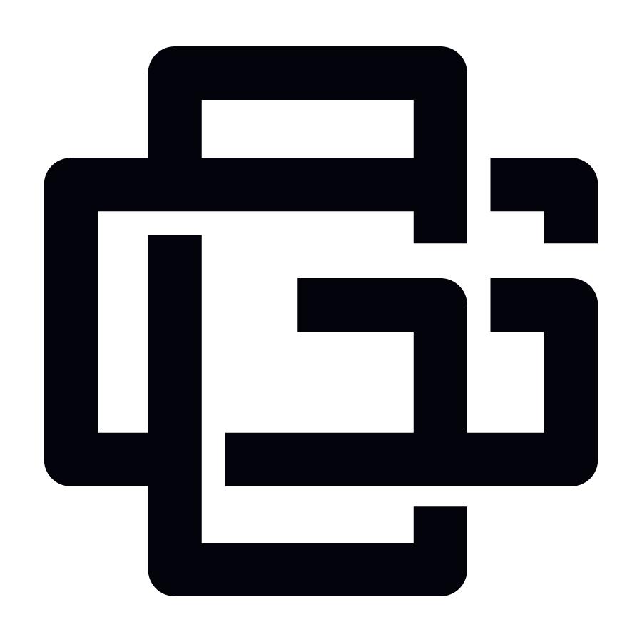 GG logolounge 900x900 symbol logo design by logo designer Kongshavn Design