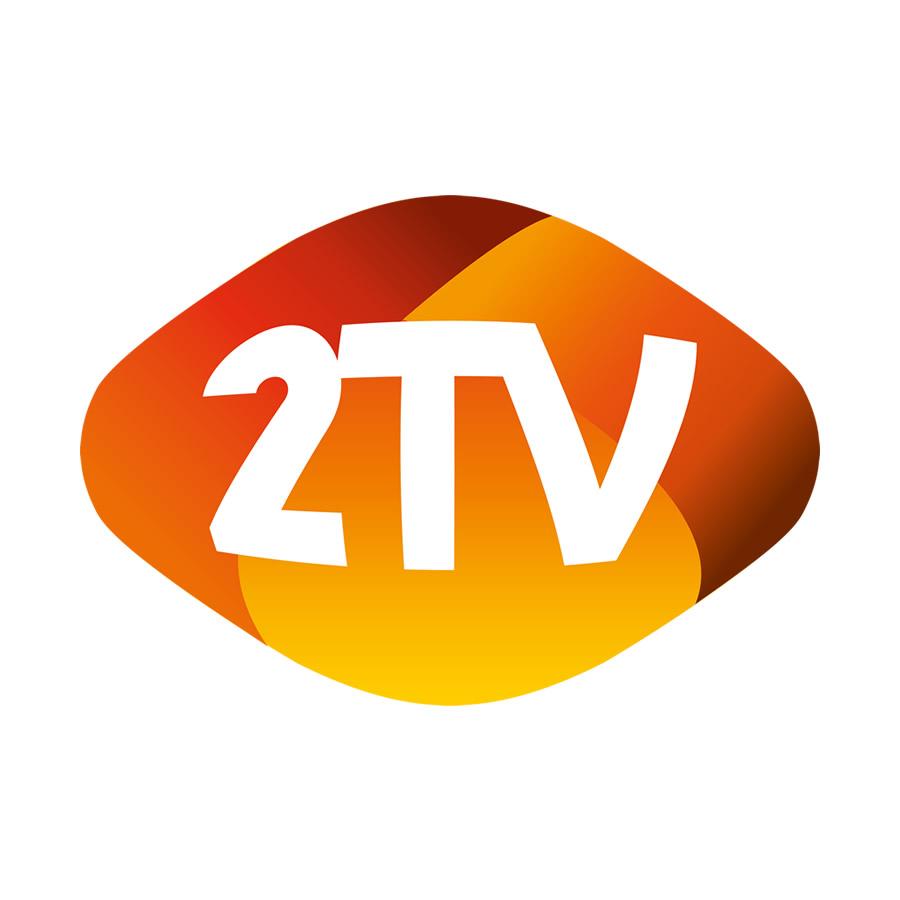 2TV logo design by logo designer Webcore Design