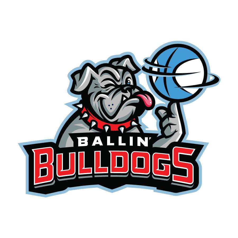 Ballin Bulldogs logo design by logo designer Oronoz Brandesign