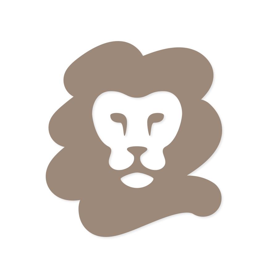 lion logo design by logo designer barockhaus