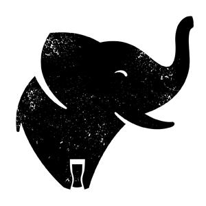 Skinny Elephant logo design by logo designer Mrs Smith