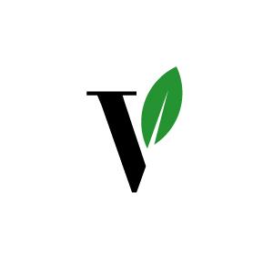 VanGorp Landscaping logo design by logo designer Jordahl Design