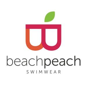 Beach Peach Swimwear logo design by logo designer Lethal