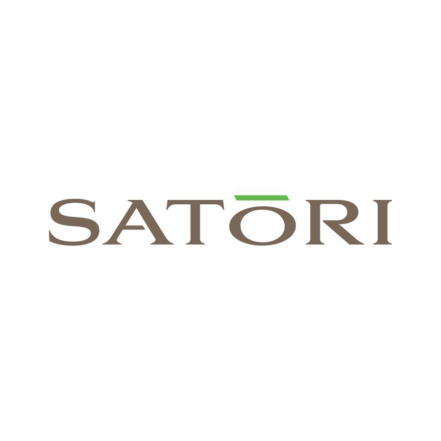 SATORI logo design by logo designer ROMAGOSA  Photo+Design