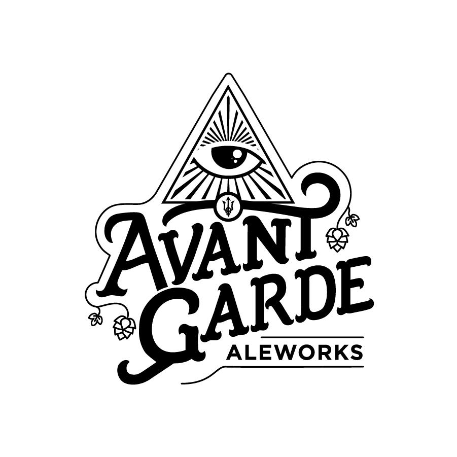 Avant Garde Logo_Script_Black