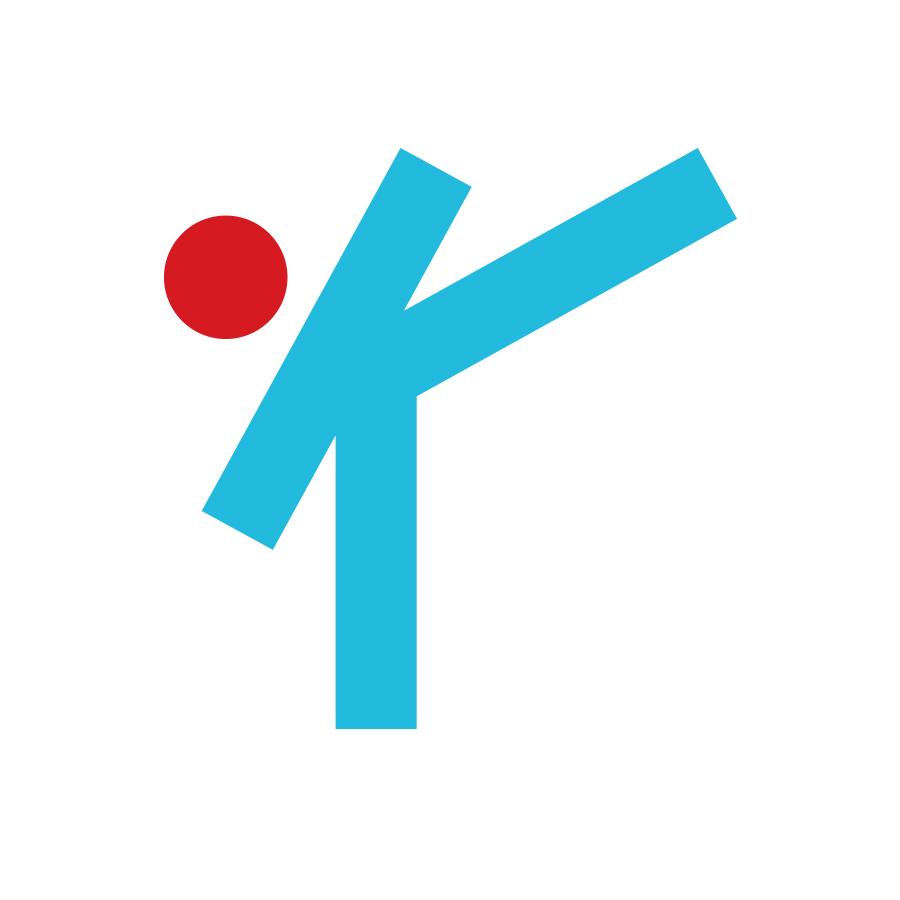 Karate logo design by logo designer Leynivopnid