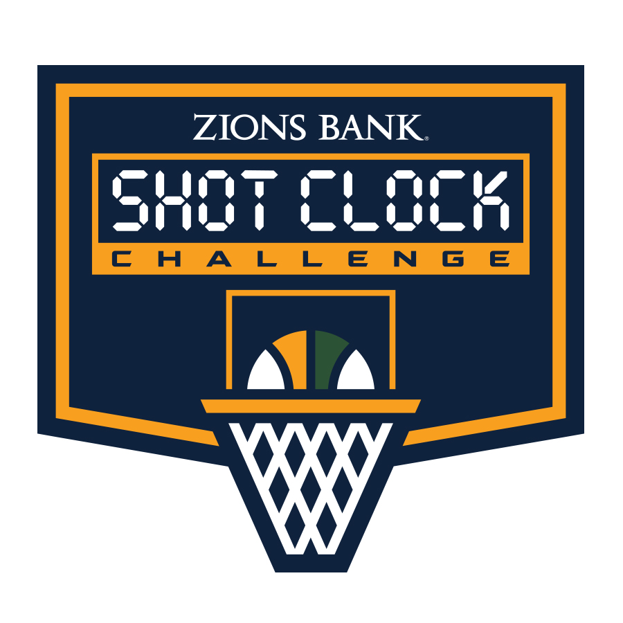 Utah Jazz Shot Clock Challenge