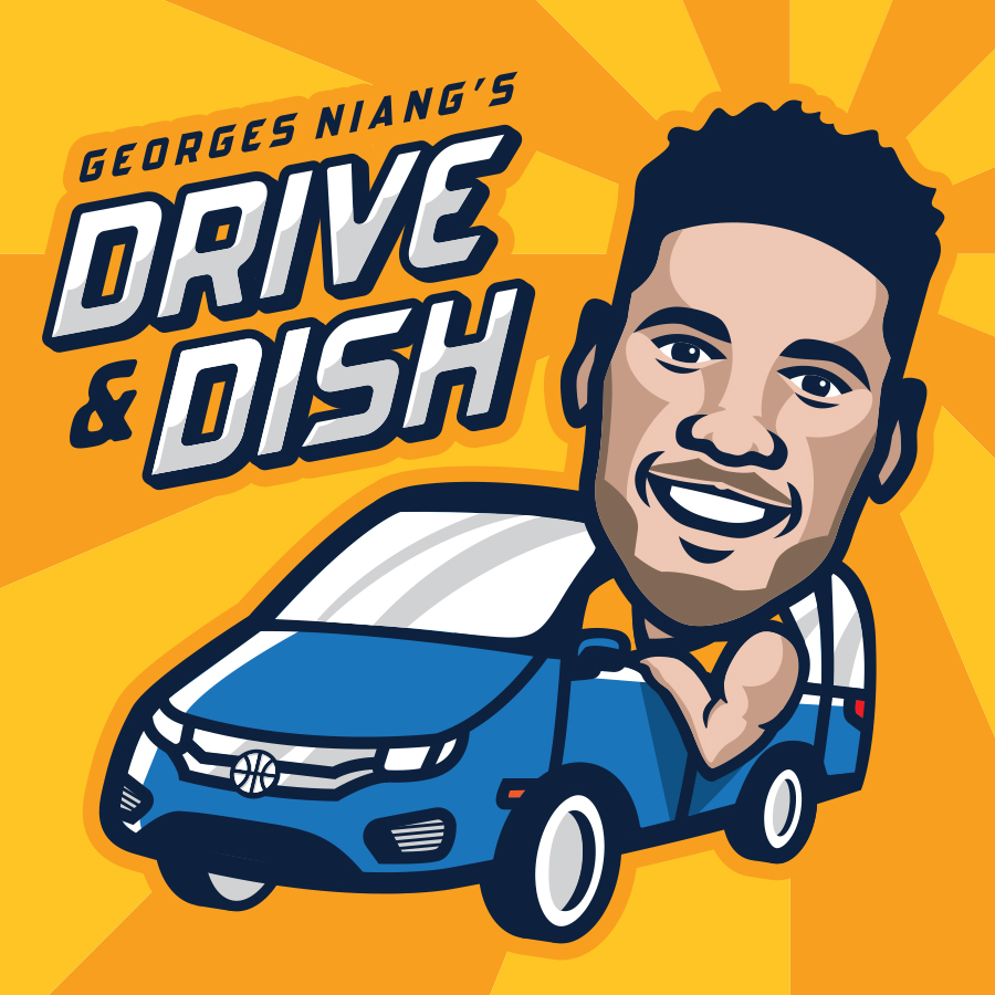 Georges Niang's Drive & Dish