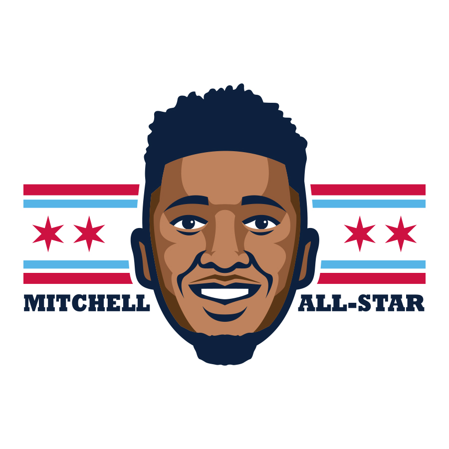 Donovan Mitchell All-Star