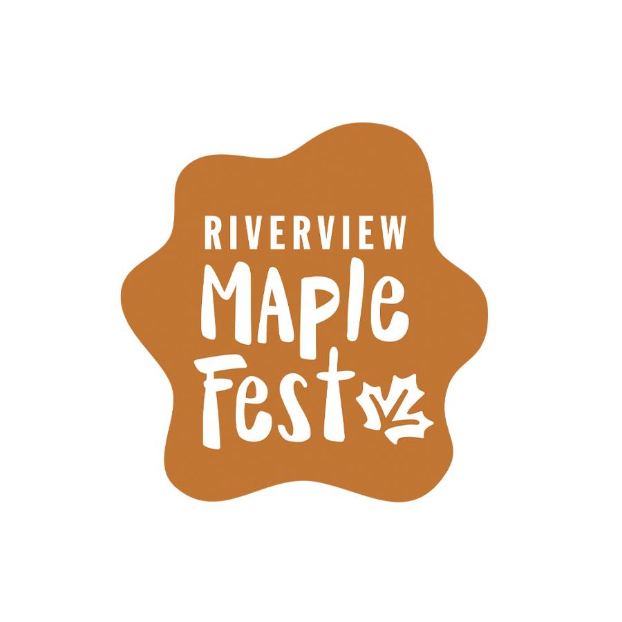 Riverview MapleFest Logo