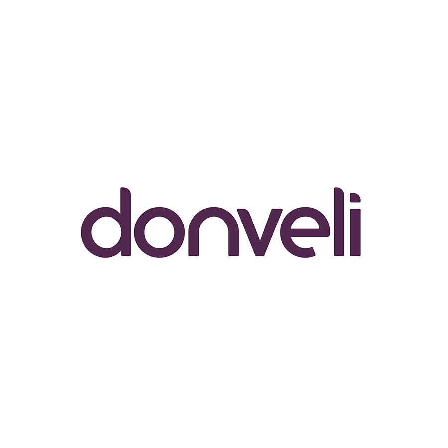 Donveli  logo design by logo designer Kneadle, Inc. for your inspiration and for the worlds largest logo competition
