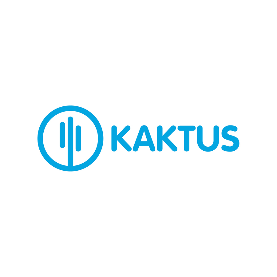 Kaktus logo design by logo designer Kneadle, Inc. for your inspiration and for the worlds largest logo competition