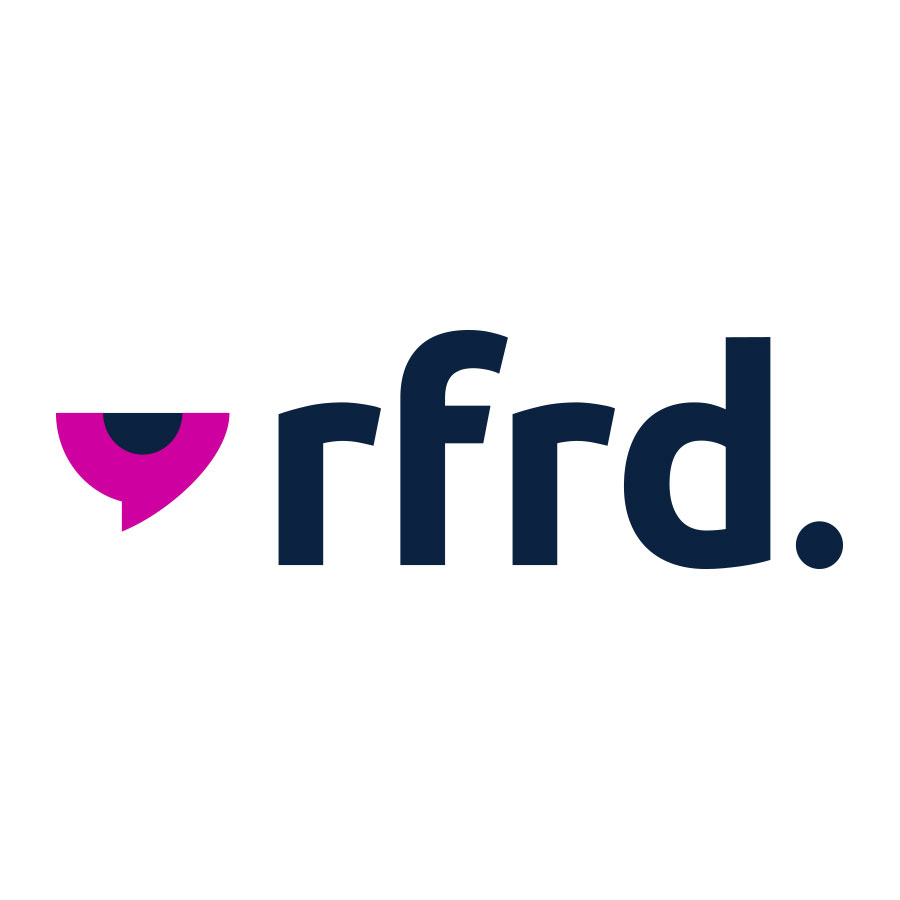 rfrd logo design by logo designer Second Street Creative