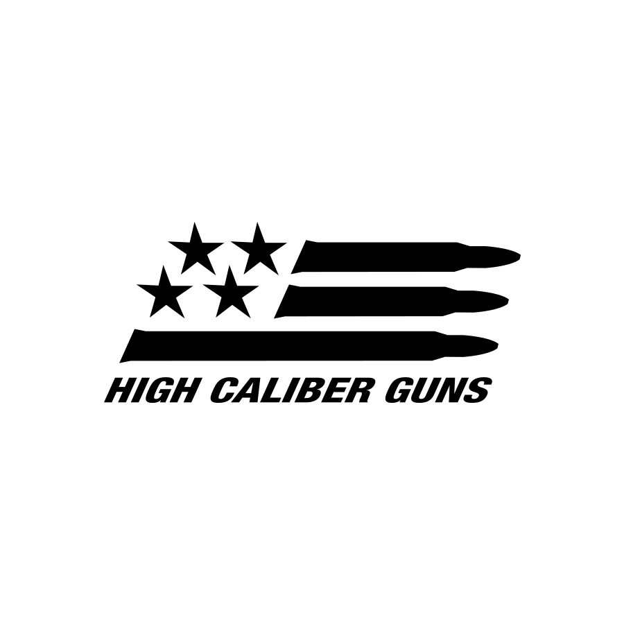 High Caliber Guns