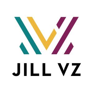Jill VZ Photography Logo logo design by logo designer Braizen