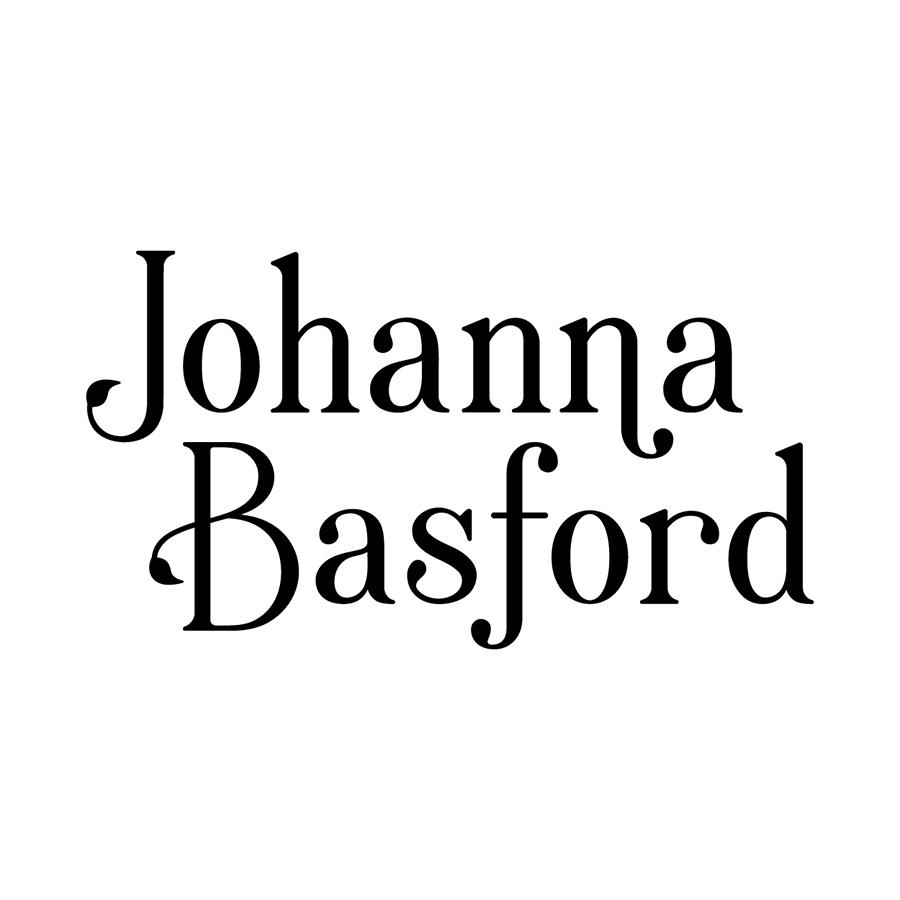 Johanna Basford Logo logo design by logo designer Braizen