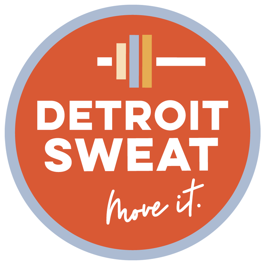detroit sweat logo_clr bldgs logo design by logo designer OneFish Creative for your inspiration and for the worlds largest logo competition
