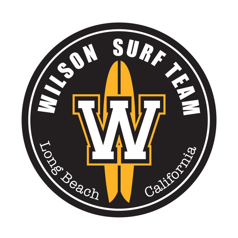 Wilson Surf Badge