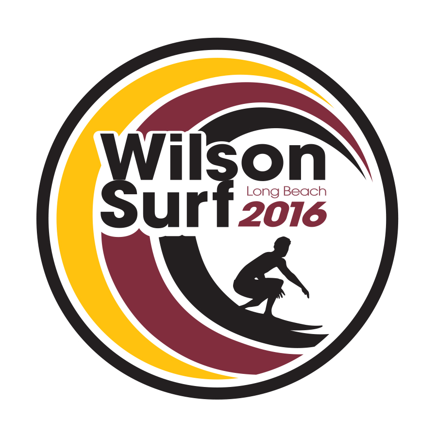 Wilson Surf Label