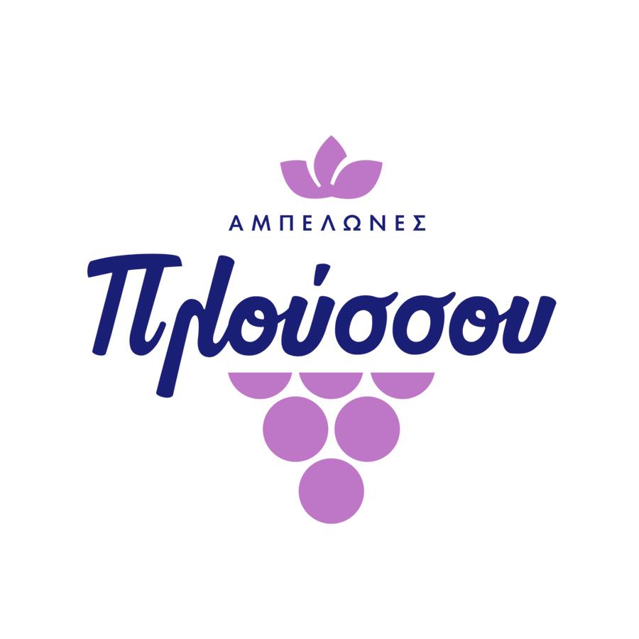 Ploussos Winery logo design by logo designer molivi design studio