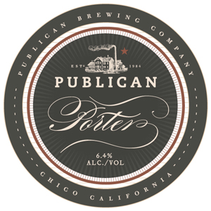 Publican Porter logo design by logo designer danielguillermo.com for your inspiration and for the worlds largest logo competition