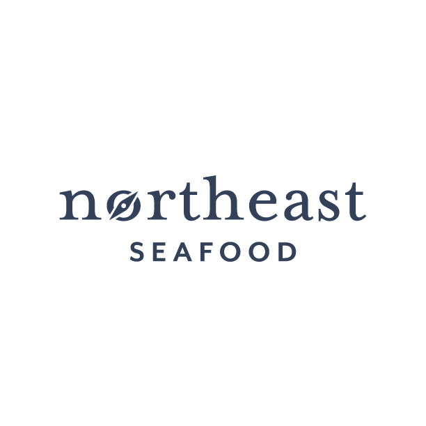 Northeast Seafood logo design by logo designer Banowetz + Company, Inc. for your inspiration and for the worlds largest logo competition