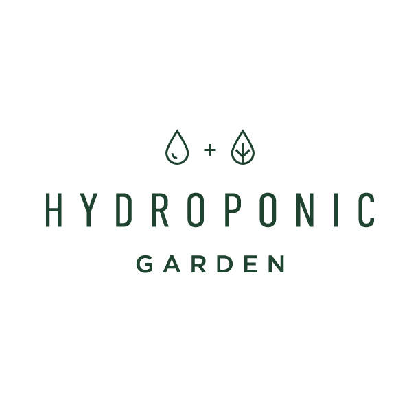 Hydroponic Garden logo design by logo designer Banowetz + Company, Inc. for your inspiration and for the worlds largest logo competition