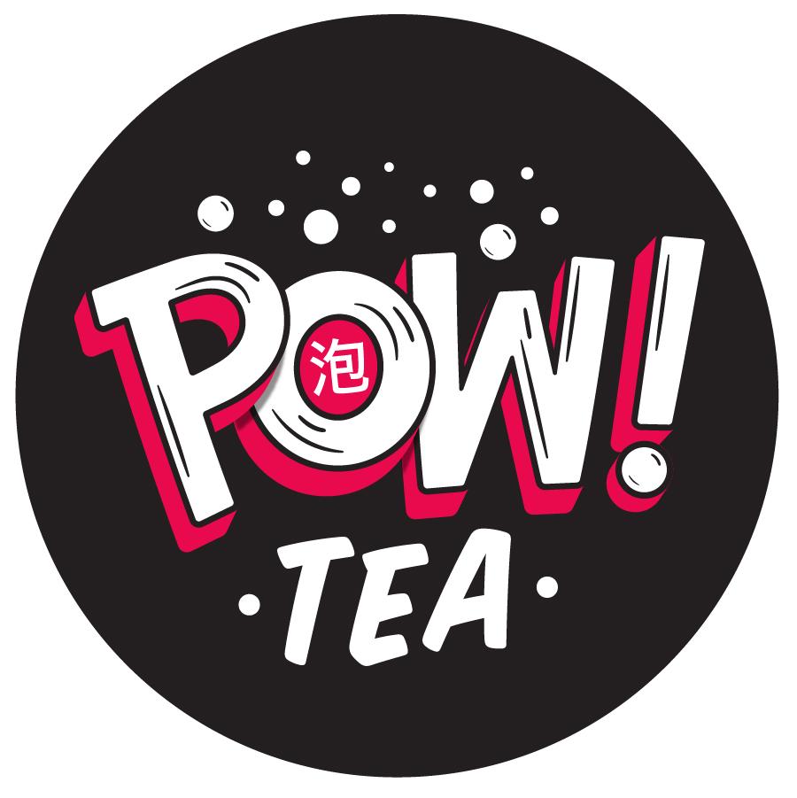 POW Tea logo design by logo designer Seth Design Group