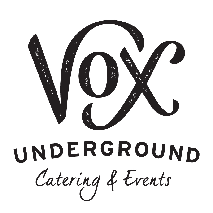 VOX Catering logo design by logo designer Seth Design Group